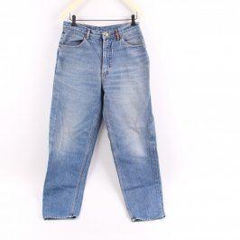 Pánské džíny Samwin odstín modré