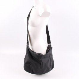 Dámská kabelka Lacoste černá přes rameno