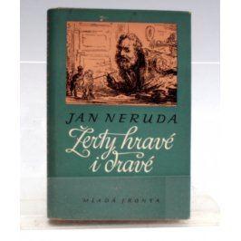 Kniha Jan Neruda: Žerty, hravé i dravé