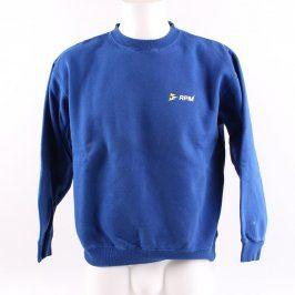 Pánská mikina Lambeste odstín modré