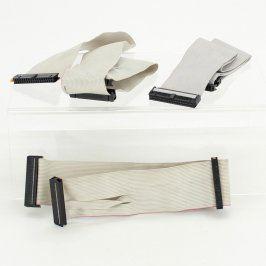 3 x Kabel k FDD šedý délka 50 cm