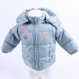 Dětská bunda Success světle modrá