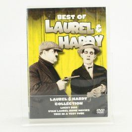 DVD Best of Laurel & Hardy Collection 3