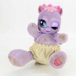 Hrací koník My Little Pony fialový