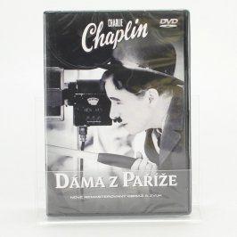 DVD Dáma z Paříže Charlie Chaplin