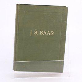 Kniha Jindřich Šimon Baar: Osmačtyřicátníci