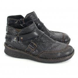 Dámská zimní obuv Rieker černá