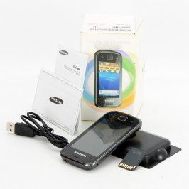 Mobilní telefon Samsung Galaxy Gio černý