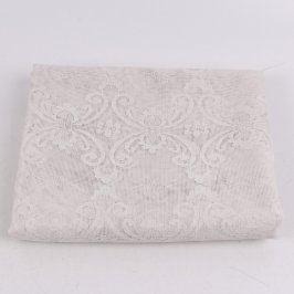 Záclona bílá 250 x 247 cm