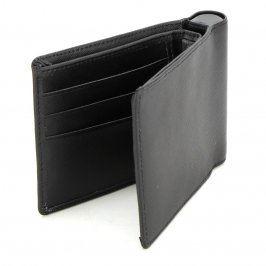 Peněženka s powerbankou Nomad černá