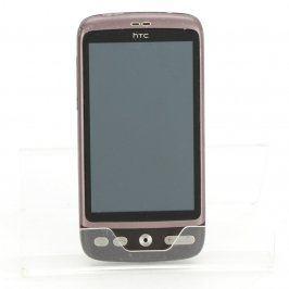 Mobilní telefon HTC Desire hnědý