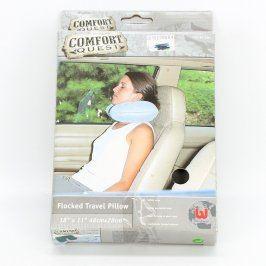 Nafukovací krční polštářek Comfort Quest