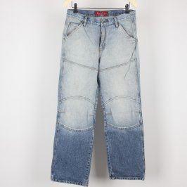 Pánské džíny Fusiba odstín modré
