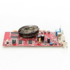 Grafická karta Sapphire ATI Radeon X1050