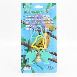 Zvoneček pro ptáky JK Animals