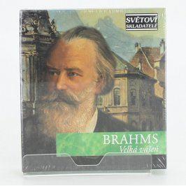 CD Johannes Brahms: Velká vášeň