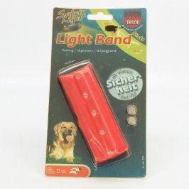 Svíticí obojek pro psa Trixie