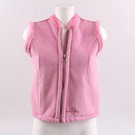 Dámská vesta Exxtasy růžová