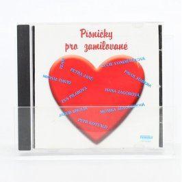 CD Písničky pro zamilované Kolektiv autorů