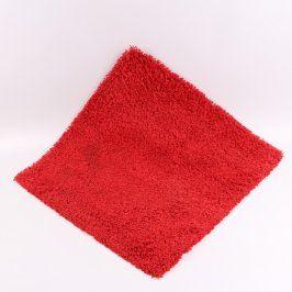 Kobereček červený IKEA 83 x 83 cm