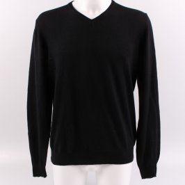 Pánský svetr Marks & Spencer černý