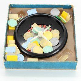Stolní hra Roulette plastová