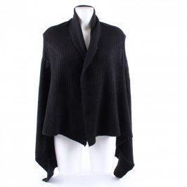 Dámský cardigan C&A černý bez rukávů