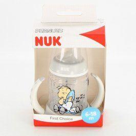 Dětská lahev Nuk Peanuts 150 ml