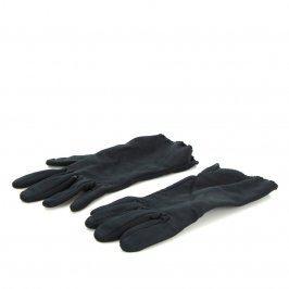 Dámské prstové rukavice černé