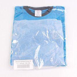 Pánské tričko Monitex modré sportovní
