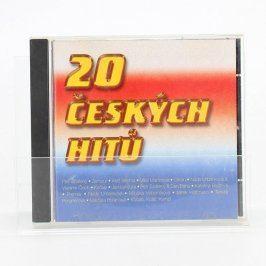CD 20 českých hitů     Kolektiv autorů