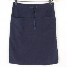 Dámská sportovní sukně Crackero odstín modré