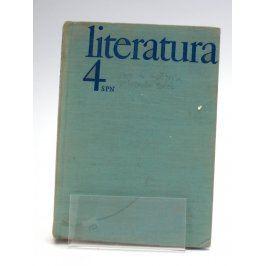 Učebnice: Literatura 4