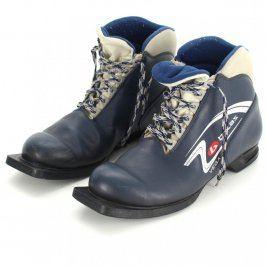 Běžkařské boty Botas modrobílé