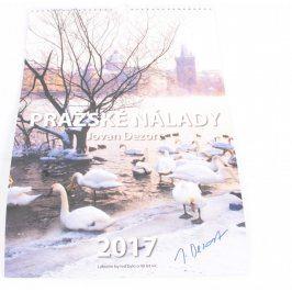 Kalendář Jovan Dezort: Pražské nálady 2017