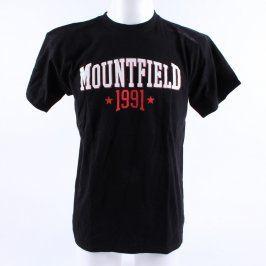 Pánské tričko Mountfield černé