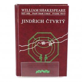 Kniha Jindřich čtvrtý William Shakespeare