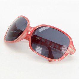 Dámské sluneční brýle odstín červené