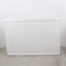 Radiátor bílý 100 x 70 x 15 cm