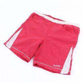 Pánské plavky Hi-Tec odstín červené