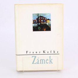 Kniha   Franz Kafka Zámek