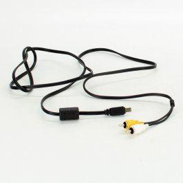 Kabel k fotoaparátu 2x cinch