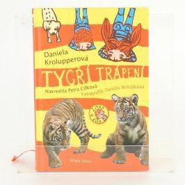 Kniha    Tygří    trápení