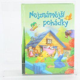 Kniha Nejznámější pohádky