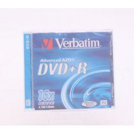 DVD+R Verbatim 1 kus
