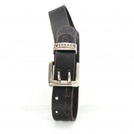 Dámský pásek Versace černý