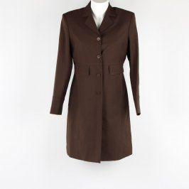 Dámský kabát In Wear odstín hnědé