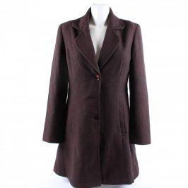 Dámský kabát Perrie odstín hnědé