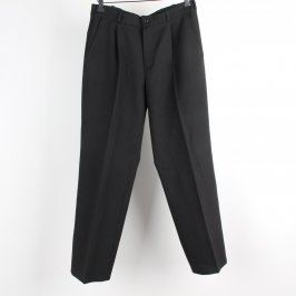 Pánské kalhoty Ransel černé