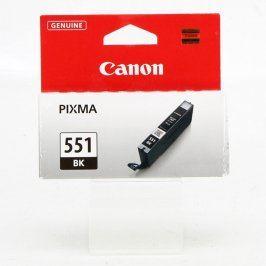 Inkoustová cartridge Canon 551 BK